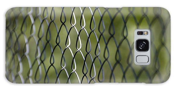 Metal Fence Galaxy Case