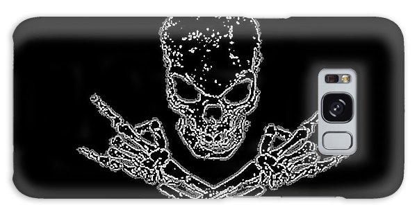 Metal Head Galaxy Case