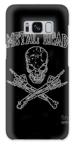 Metal Head Galaxy Case