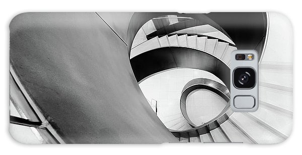 Metal Spiral Staircase London Galaxy Case