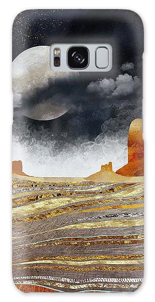 Landscapes Galaxy Case - Metallic Desert by Spacefrog Designs