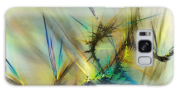 Abstract Expressionism Galaxy Case - Metamorphosis by Karin Kuhlmann