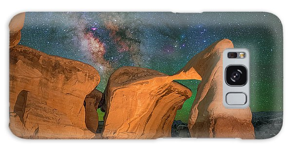 Metate Arch Galaxy Case