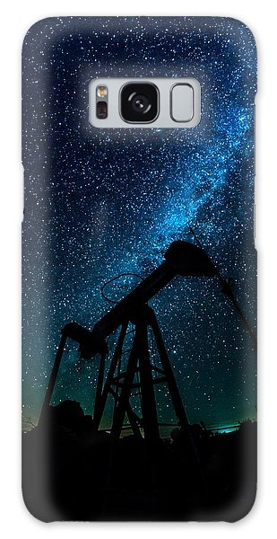 Meteor Above Grasshopper Galaxy Case