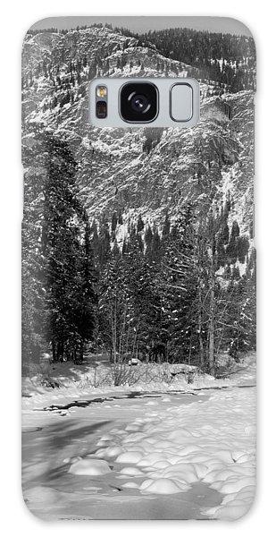 Galaxy Case - Methow Valley Winter by Bob Neiman