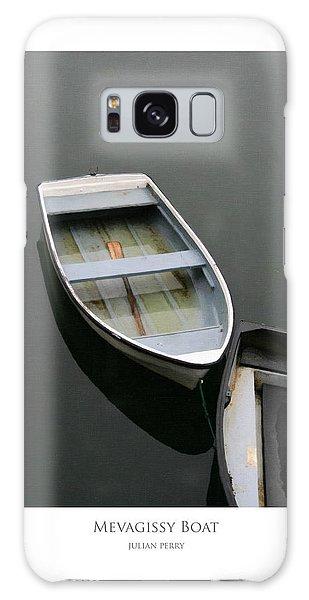 Mevagissy Boat Galaxy Case