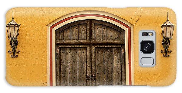 Mexican Door Galaxy Case