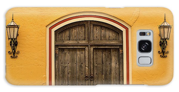 Mexican Door Galaxy Case