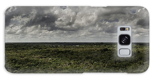 Mexican Jungle Panoramic Galaxy Case by Jason Moynihan