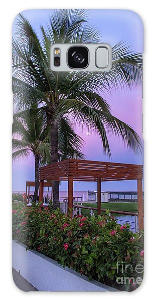 Mexican Moonrise Mexican Art By Kaylyn Franks Galaxy Case