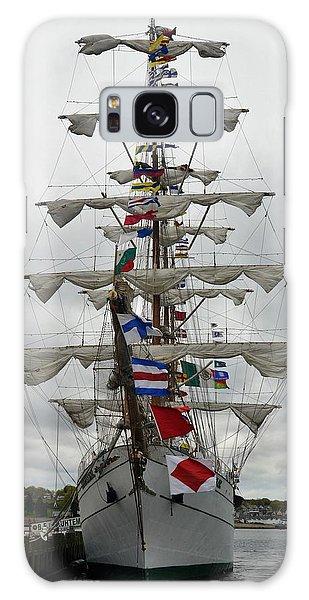 Mexican Navy Ship Galaxy Case