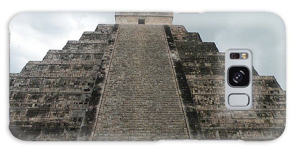 Mexico Chichen Itza Galaxy Case
