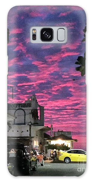 Mexico Memories 1 Galaxy Case by Victor K