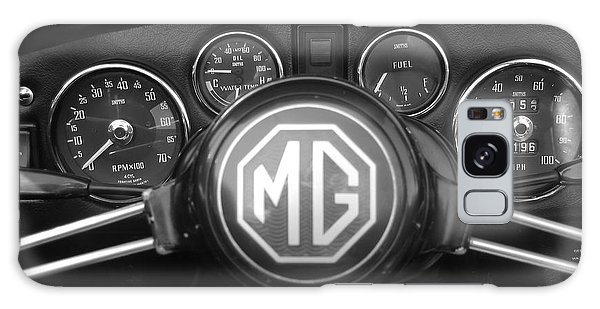 Mg Midget Dashboard Galaxy Case
