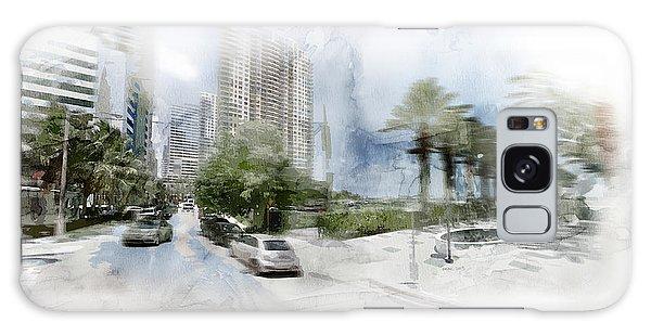 Miami 9 Galaxy Case