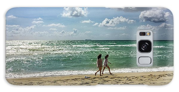 Miami Beach Galaxy Case