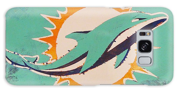 Miami Dolphins Galaxy Case