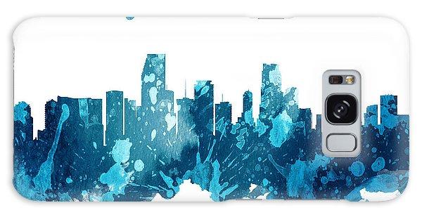 Miami Florida 27 Galaxy Case by Aged Pixel