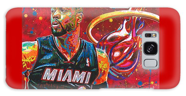 Miami Heat Legend Galaxy Case