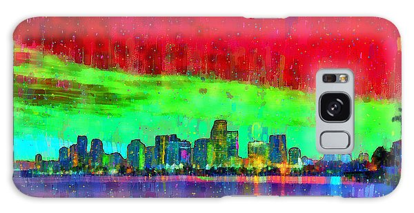 Miami Skyline 109 - Da Galaxy Case