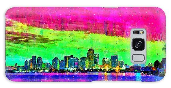 Miami Skyline 151 - Da Galaxy Case
