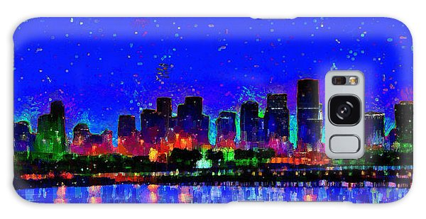 Miami Skyline 22 - Da Galaxy Case