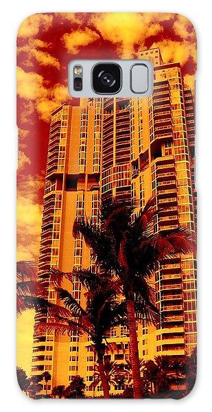Miami South Pointe IIi Highrise Galaxy Case