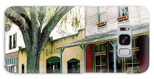 Micanopy Storefronts Galaxy Case