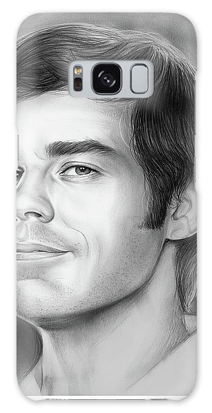 Six Galaxy Case - Michael C Hall by Greg Joens