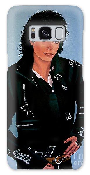 Michael Jackson Bad Galaxy Case