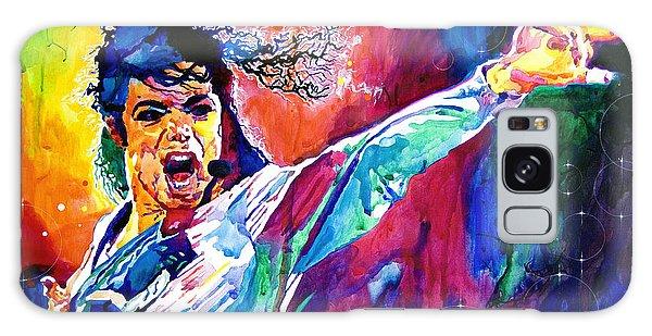Michael Jackson Force Galaxy S8 Case
