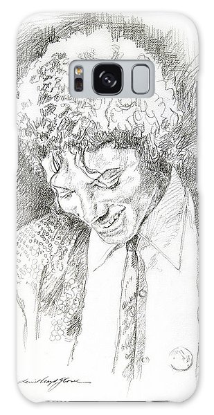 Decorative Galaxy Case - Michael Jackson - Remember The Time by David Lloyd Glover