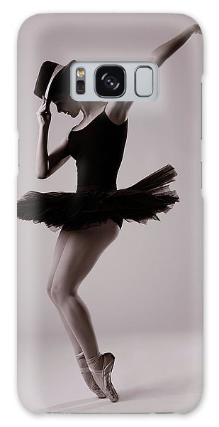 Michael On Pointe Galaxy Case