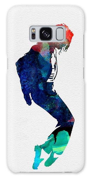 Pop Galaxy Case - Michael Watercolor by Naxart Studio