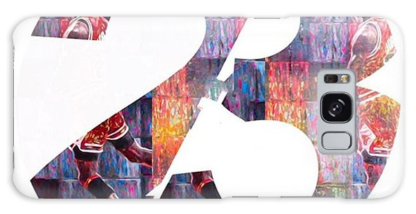 Nerd Galaxy Case - #michaeljordan #jordan #airjordan #23 by David Haskett II