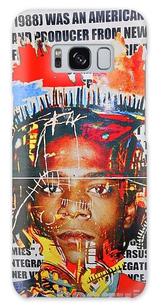 Michel Basquiat Galaxy Case