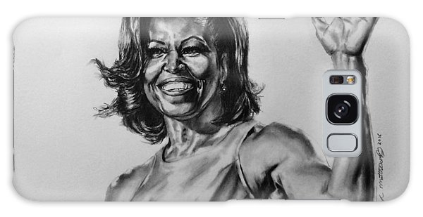 Michelle Obama  Galaxy Case