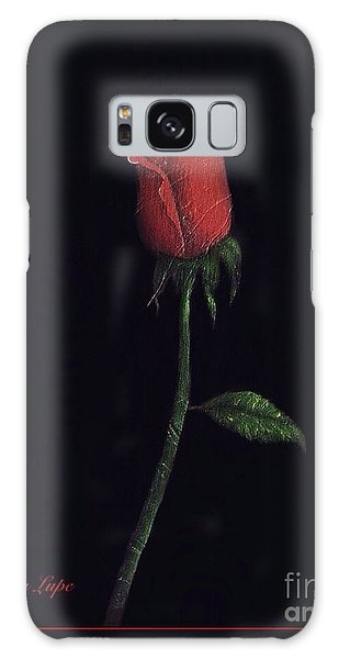 The Perfect Rose 2 Galaxy Case