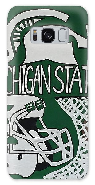 Michigan State Spartans Galaxy Case