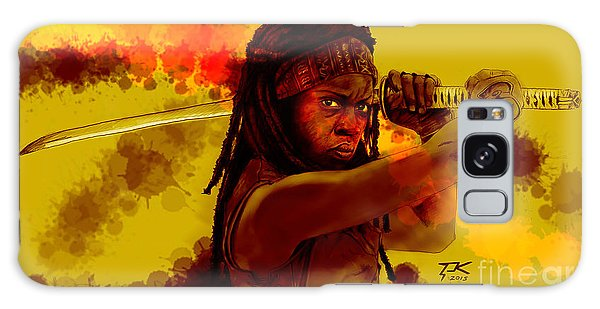 Michonne Galaxy Case