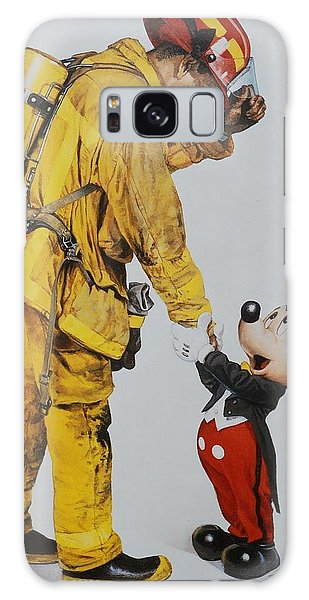 Mickey And The Bravest Galaxy Case