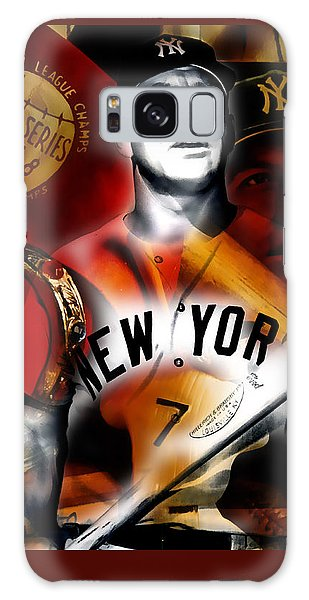 Mickey Mantle Collection Galaxy Case