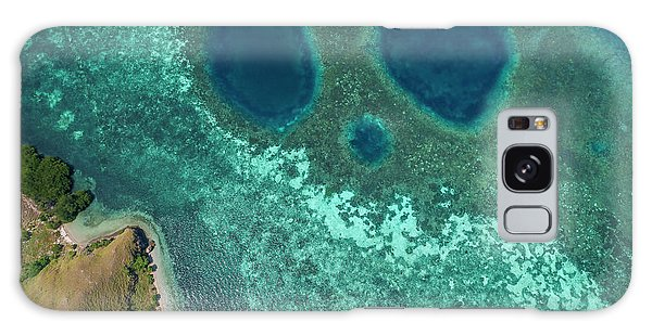 Galaxy Case featuring the photograph Mickey Mouse Beach Of Flores Island by Pradeep Raja PRINTS