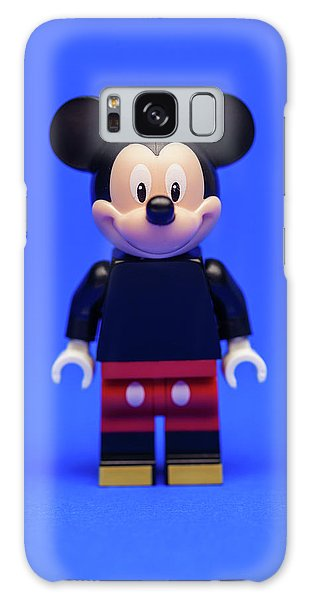 Mice Galaxy S8 Case - Mickey Mouse by Samuel Whitton