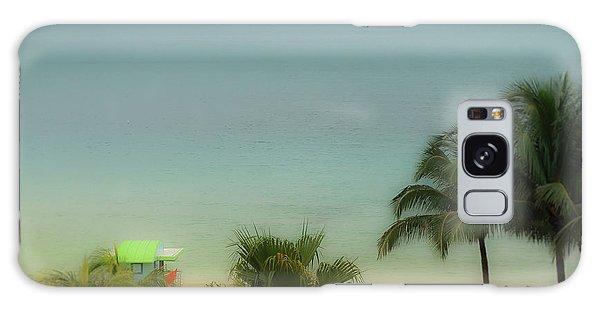 Mid-beach Miami-1 Galaxy Case