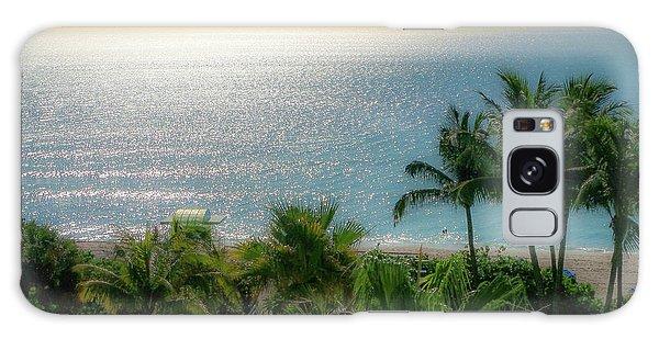 Mid-beach Miami-3 Galaxy Case