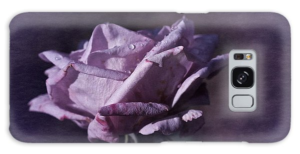 Mid September Purple Rose Galaxy Case by Richard Cummings