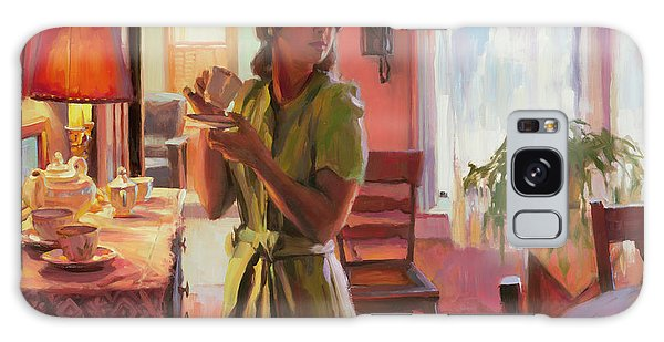 1950s Galaxy Case - Midday Tea by Steve Henderson