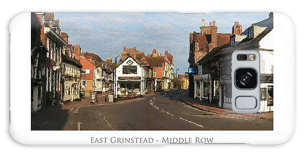 Middle Row East Grinstead Galaxy Case