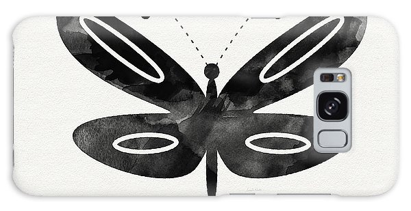Insect Galaxy Case - Midnight Butterfly 1- Art By Linda Woods by Linda Woods
